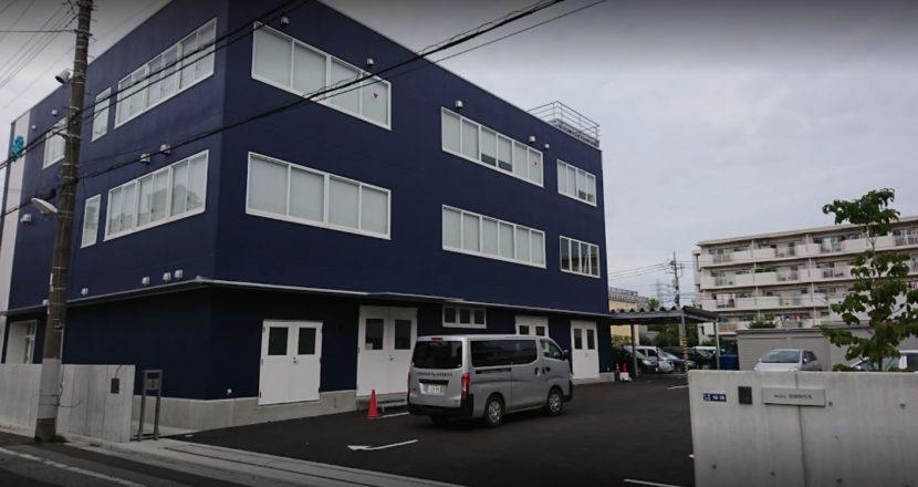 地震計の勝島製作所 外観